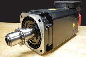 Fanuc spindle motor repair
