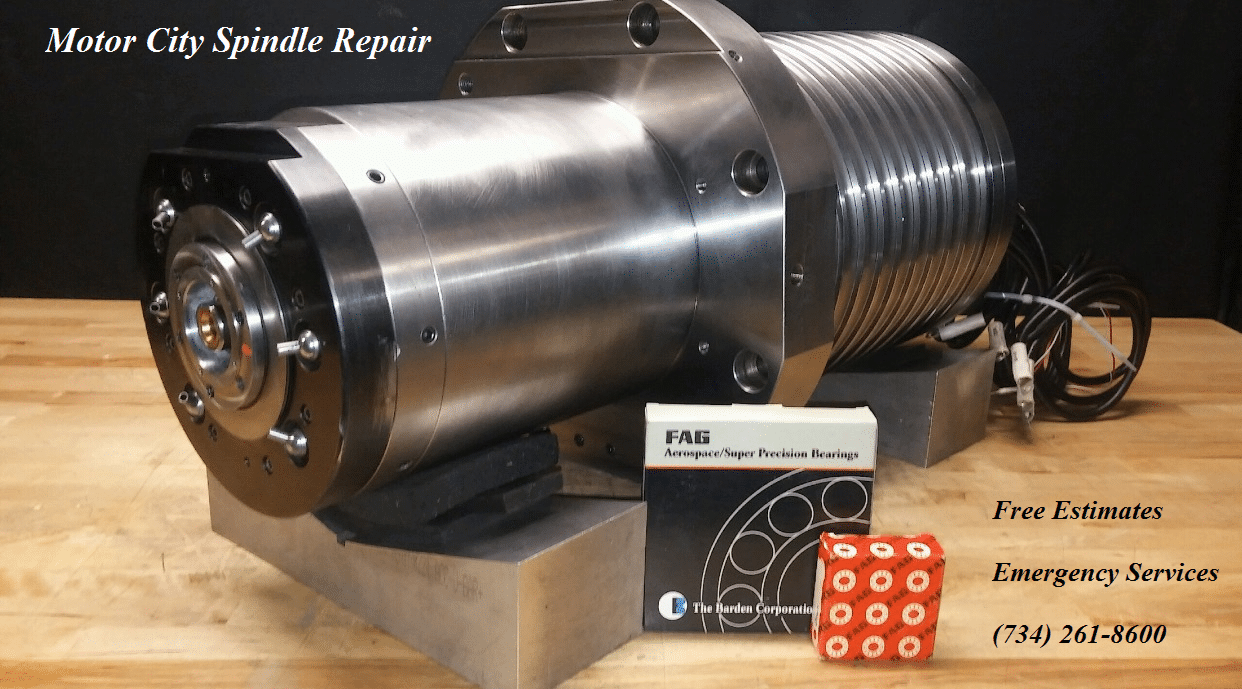 doosan spindle repair motor city spindle repair