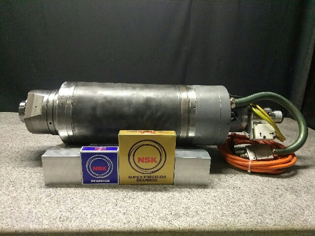 Deckel maho spindle repair motor city spindle repair for Motor city spindle repair