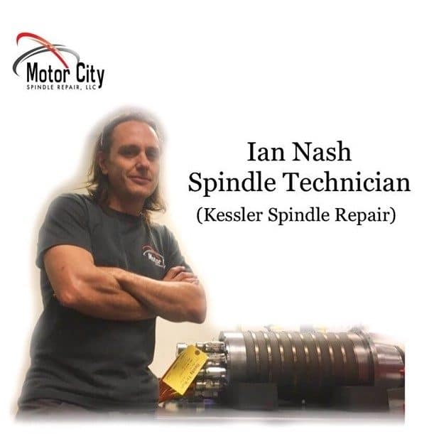 Employee Spotlight-Ian Nash