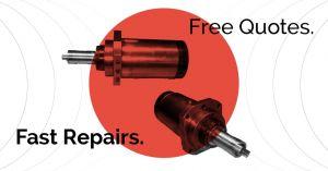 spindle repair