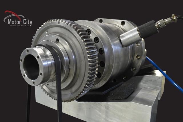 Fuji spindle repair service motor city spindle repair for Motor city spindle repair