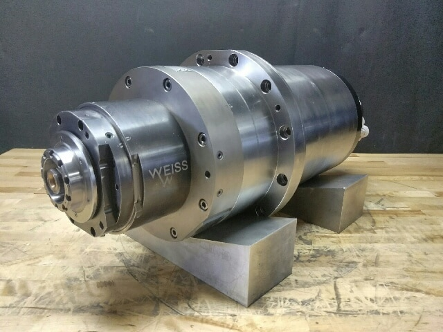 Weiss spindle repair services motor city spindle repair for Motor city spindle repair
