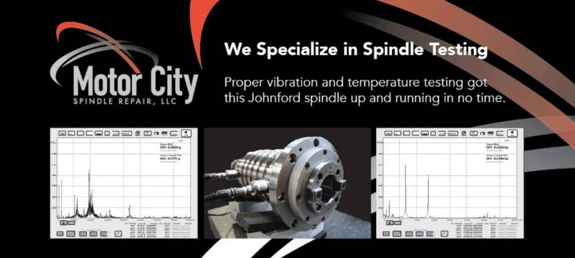 Vibration Analysis and PM for CNC Machine Tool Spindles