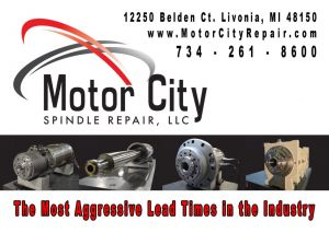 Emergency Spindle Repair Services