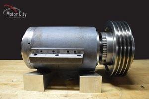 Belt Driven Spindle Repair