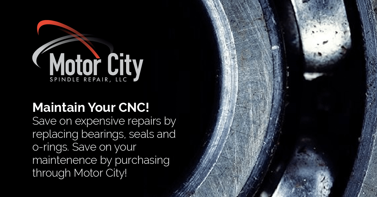 Do you Repair CNC Spindles In House or Out Source?