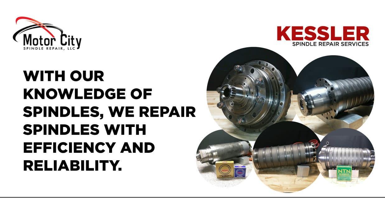 Kessler Spindle Repair