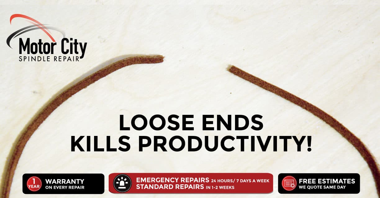 Loose Ends Kill Productivity