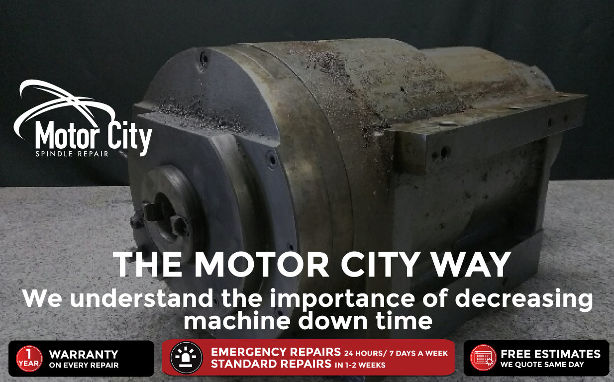 The Motor City Way – No Downtime